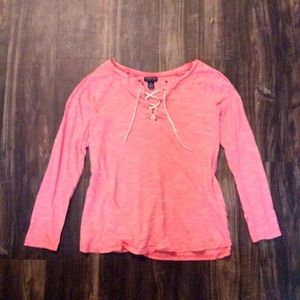 Polo Coral sweater
